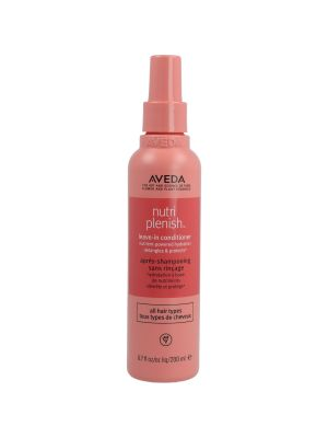 Aveda Nutri Plenish shampoo Leave-in conditioner