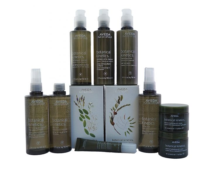 Aveda Botanical Kinetics Pflege Paket; reife Haut